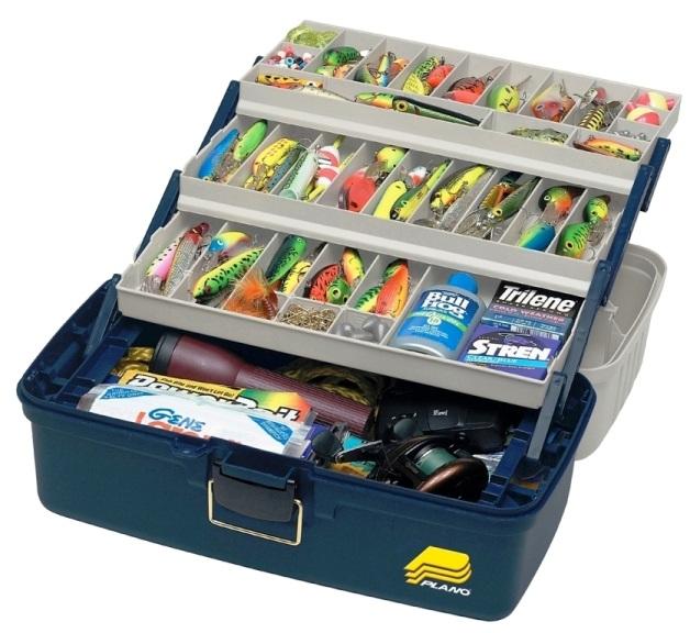 коробки для рыболовных приманок