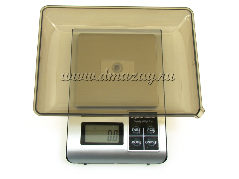 Весы KM Digital Scale 3000g