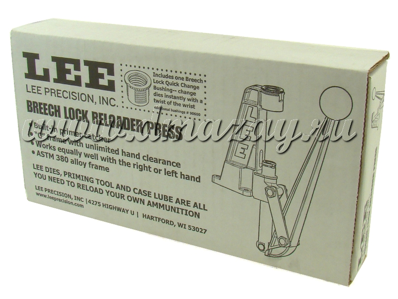 Lee Breech Lock Reloader Press 90045
