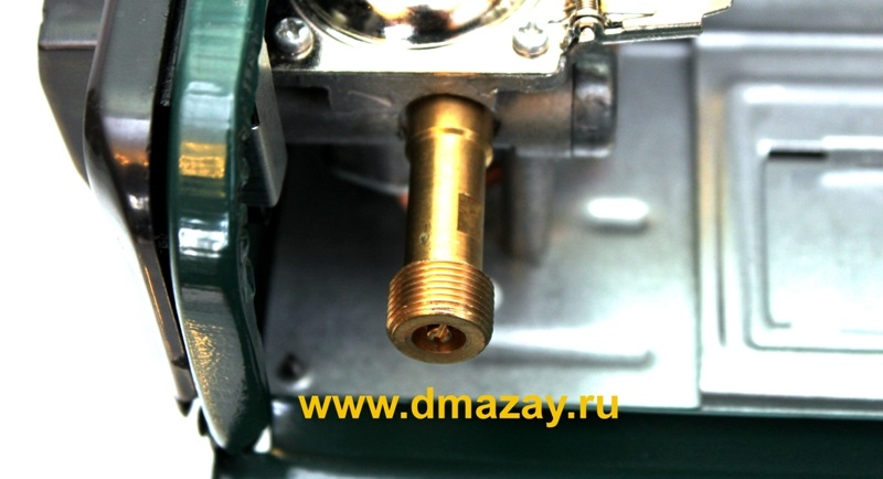 Плита переносная газовая туристическая в кофре Remington