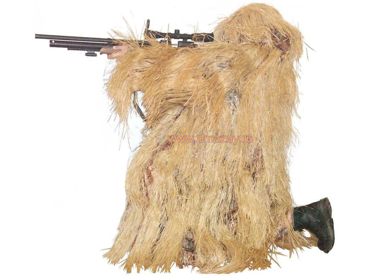 Как сделать костюм охотничий лешего