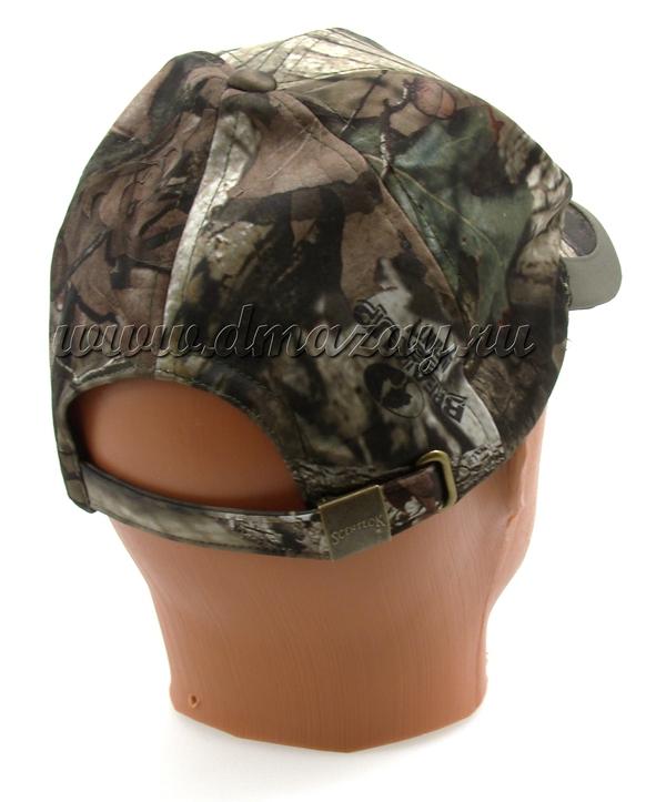 Бейсболка – маска для лица 2 в 1 маскировочная SCENT-LOK MO INFINITY SAVANNA