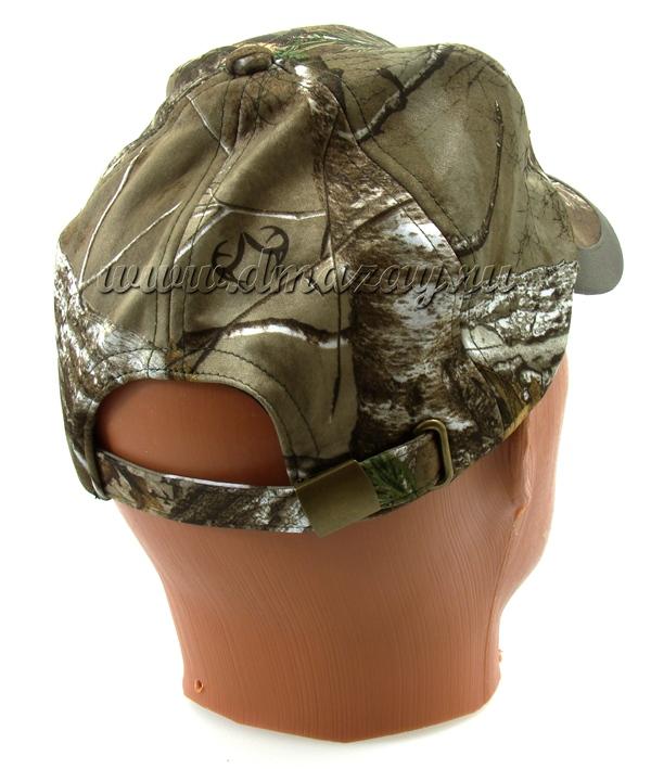 Бейсболка – маска для лица 2 в 1 маскировочная SCENT-LOK REALTREE XTRA FULL SEASEON