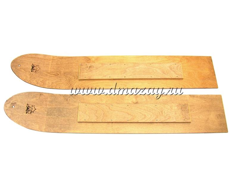 Лыжи охотничьи «Зима» 120х22 см