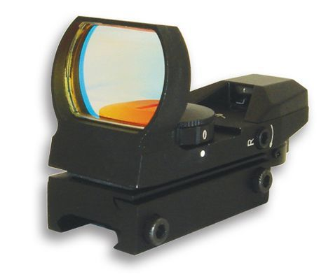 ����������� ������������� ������ (����������) NcSTAR D4B TACTICAL 4 RETICLE SIGHT (4 ���������� �����)